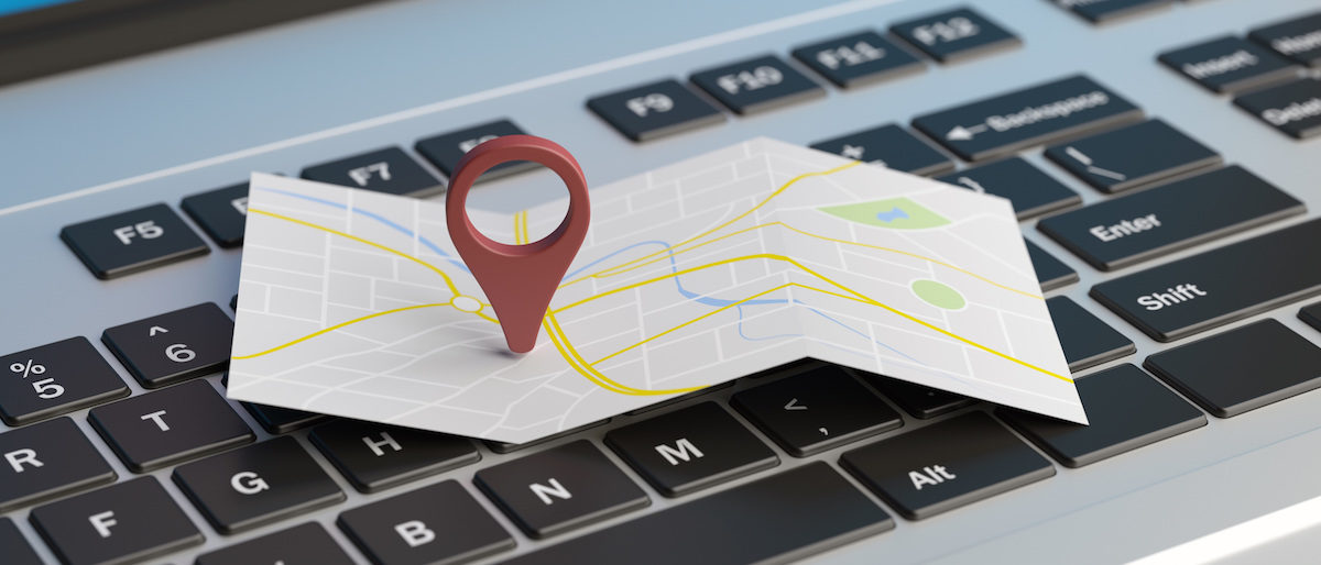 Map Pin Location for Local SEO - Play Media