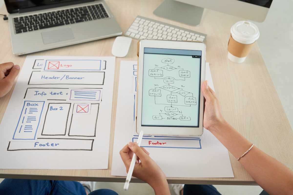 Website Structure Planing - Play Media