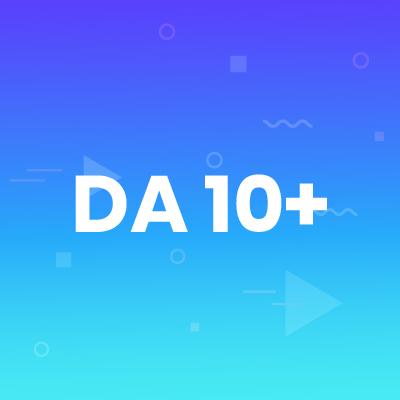 DA 10+