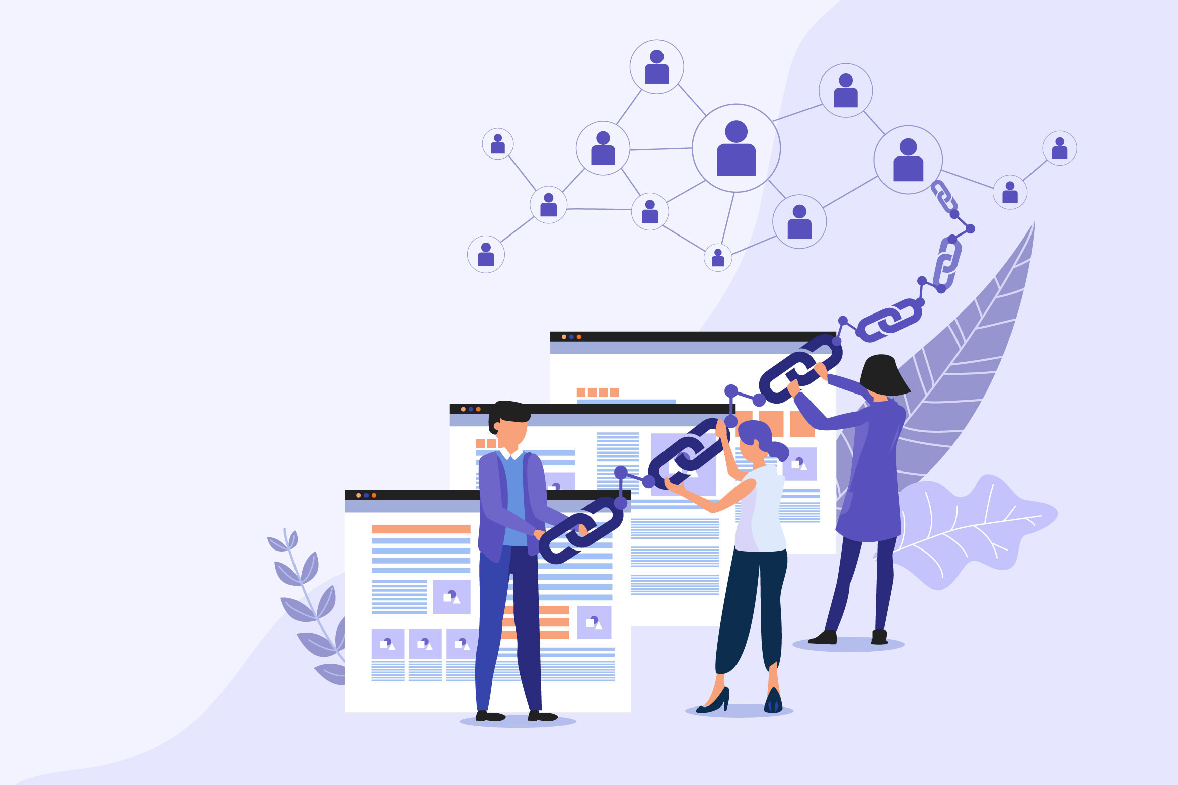 Link Building for SEO - PlayMedia