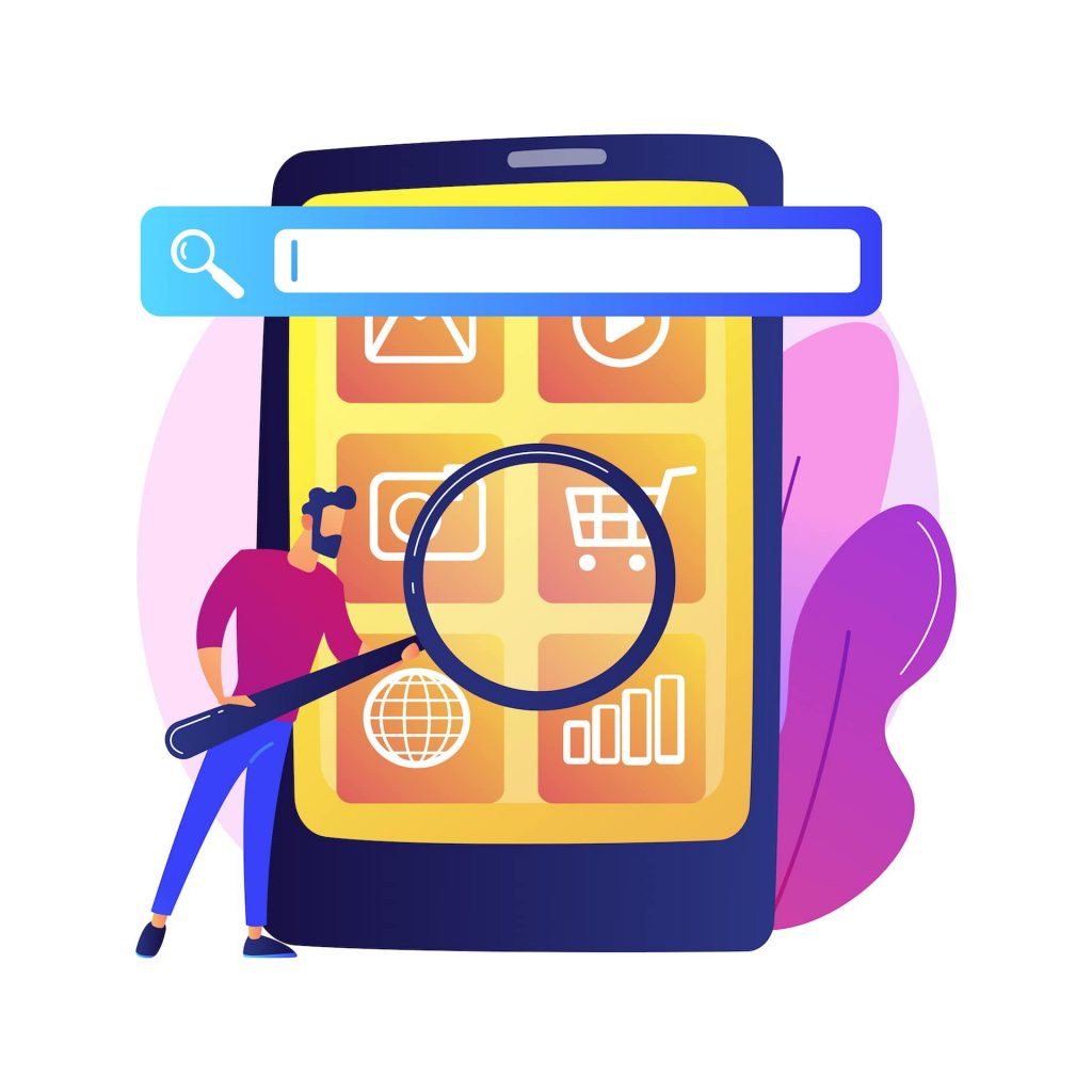 seo tutorial, SEO Tutorial: All You Need to Know in 2021 [Insights & Trends]  SEO Tutorial: All You Need to Know in 2021 [Insights & Trends] mobile search 1024x1024