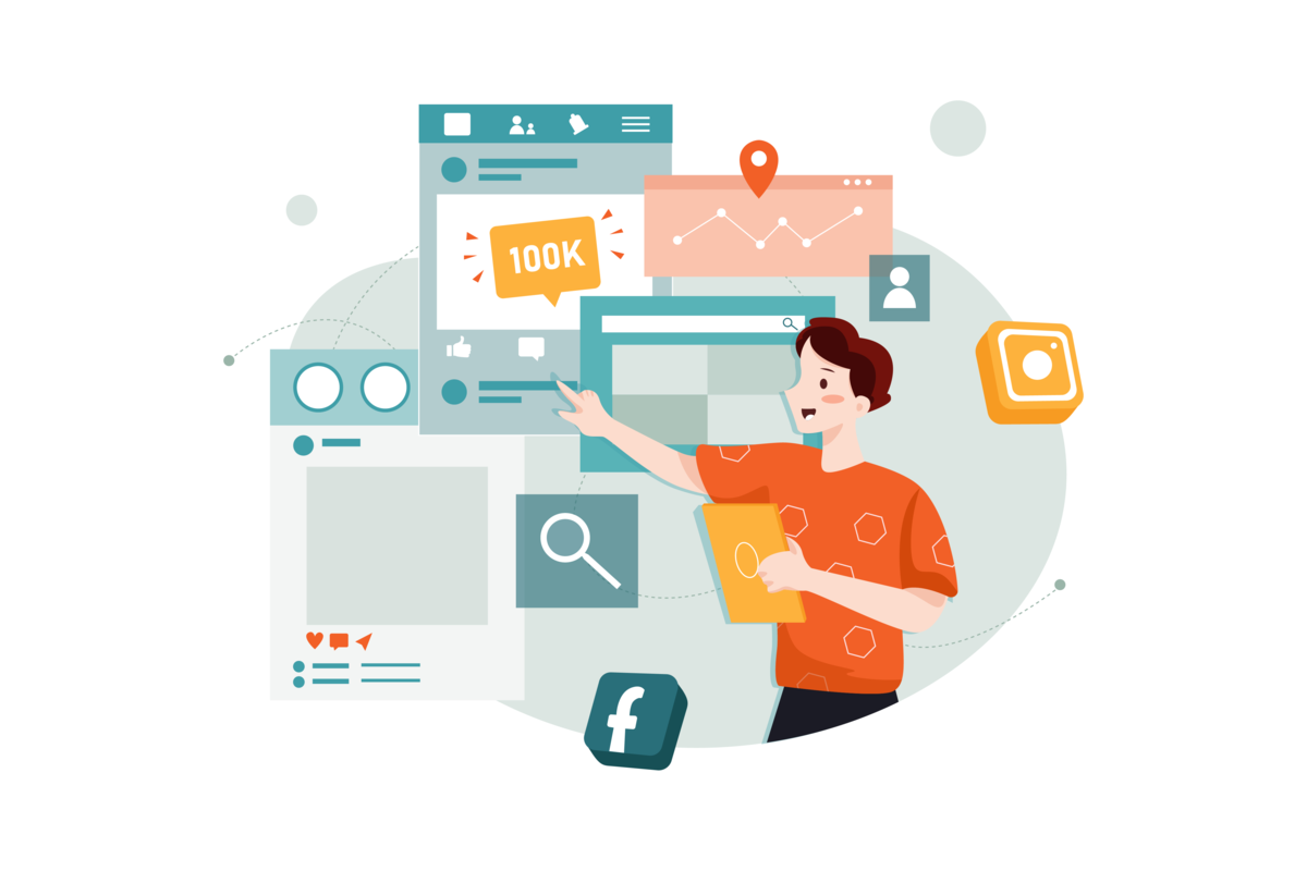 SEO and Social Media Relations
